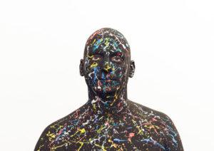 Je suis un support Pollock Fabrice Leroux